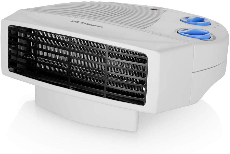 Orbegozo FH 5008 - Calefactor eléctrico con dos niveles de calor