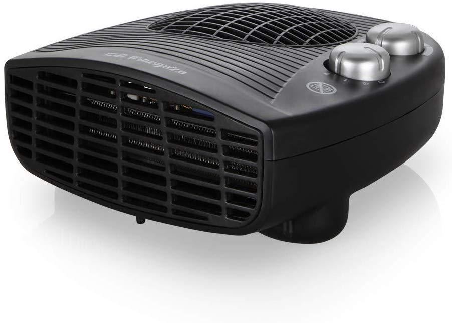 Orbegozo FH-5028 Calefactor eléctrico con termostato ajustable